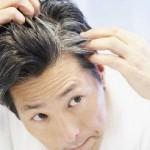 موی سفید و درمان آن !
