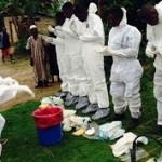 لباس های محافظ در برابر بیماری ابولا