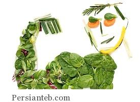 اگر گیاه خوارید ، بخوانید !
