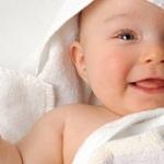 بچه ها دوست دارند از هفت ماهگی صحبت کنند