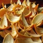 شست و شوی ورمها با پوست پرتقال