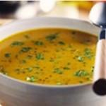 سوپ سبزیجات با ادویه مخصوص خانگی