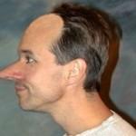 کسانی که بینی بزرگ دارند بخوانند!