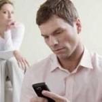 همسرم با فرد غریبه پیامک بازی می کند!