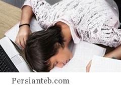 کاهش استرس امتحانات!