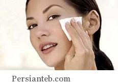 پوست چرب خود را با گلاب درمان کنید