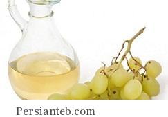 درمان جوش و آکنه با روغن هسته انگور