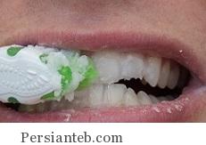 جرم گیری موثر دندان