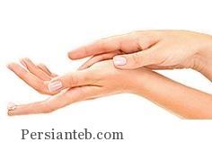 نرم کردن دست
