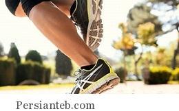 یک جفش کفش سالم برابر است با بدن سالم