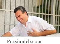 دردهای قلبی قفسه سینه