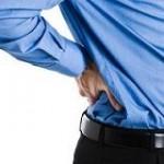 کدام درد کمر نشان دهنده درد سیاتیک می باشد؟