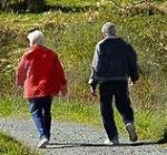 طول عمر طولانی با پیاده روی!