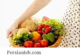 آهسته کردن فرایند اضافه وزن در بارداری