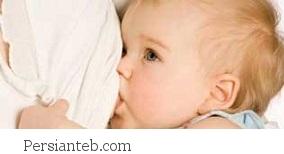افزایش تولید شیر مادر