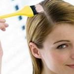 عوارض رنگ کردن موی سر در خانم ها