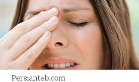 مشکلات تخلیه سینوس