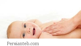 تاثیرات ماساژ بر کودک
