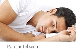 وضعیت خوابیدن