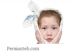 درمان خانگی دندان درد کودک