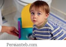 دستشویی رفتن کودکان