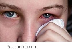 علت عفونت چشم