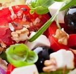 داشتن قلب سالم با رژیم غذایی مدیترانه ای
