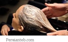 درمان راحت ریزش مو