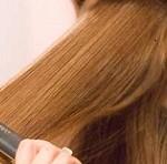 ویدئوی برطرف کردن موهای شکننده یا خشک