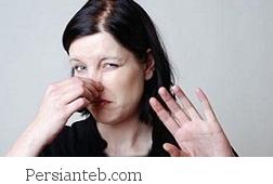 بوی غیر طبیعی ناحیه آلت