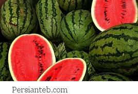 هندوانه بخورید