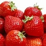 توت فرنگی میوه محبوب قلب ها