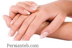 علت مرطوب شدن دست ها