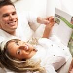 رابطه بین نحوه خوابیدن زوجین و روحیات آن ها