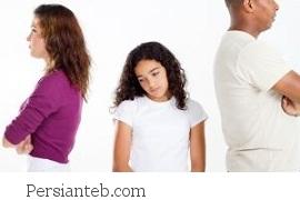تاثیرات طلاق