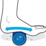 ۳ حرکت فوق العاده برای کاهش درد پاشنه