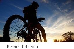 اثرات دوچرخه سواری