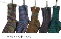 فواید پوشیدن جوراب