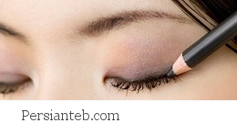 خط چشمی زیبا