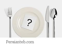 مواد غذایی برای افزایش وزن سالم