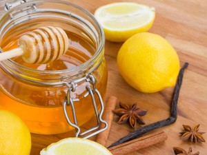 عسل و لیمو