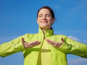 بهبود عملکرد ریه