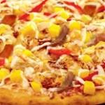 روش پخت پیتزا مخلوط با انبه