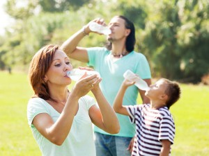 رقابت در نوشیدن آب