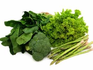 سبزیجات تیره