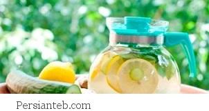 با این نوشیدنی به تناسب اندام خود کمک کنید!