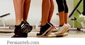 تقویت ماهیچه های ساق پا