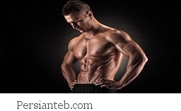 عضلات سینه قوی