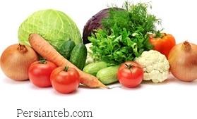 مواد غذایی در زمستان