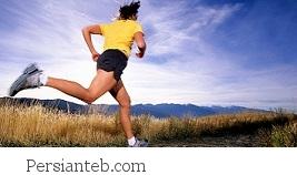 نکته بهداشتی در مورد دویدن